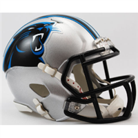 Carolina Panthers Mini Speed Helmet