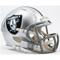 Las Vegas Raiders Mini Speed Helmet