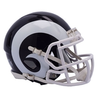 Los Angeles Rams Mini Speed Helmet