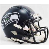 Seattle Seahawks Mini Speed Helmet