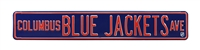 Columbus Blue Jackets Street Sign