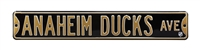 Anaheim Ducks Street Sign