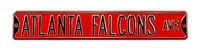 Atlanta Falcons Street Sign