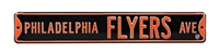 Philadelphia Flyers Street Sign