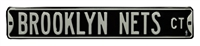 Brooklyn Nets Street Sign