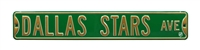 Dallas Stars Street Sign