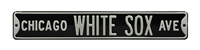 Chicago White Sox Street Sign