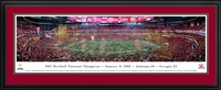 Alabama Crimson Tide - 2017 National Champs Panoramic