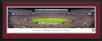 Alabama Crimson Tide - Bryant Denny Stadium Panoramic (40 Yard Line)