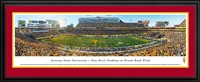 Arizona State Sun Devils - Sun Devils Stadium Panoramic (40 Yard Line)