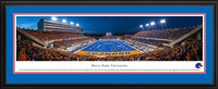 Boise State Broncos - Albertson's Stadium Panoramic (End Zone)