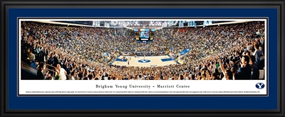 Brigham Young Cougars - Marriott Center Panoramic