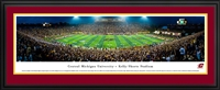 Central Michigan Chippewas - Kelly/Shorts Stadium Panoramic