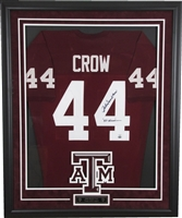 Custom Jersey Framing w/ Logo Only (No Photo)