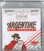 Argentine Strings (1 set): 1510 MF Loop End for Gypsy Jazz Guitar (Savarez)