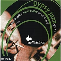 Galli Gypsy Jazz Guitar Strings GSL-11