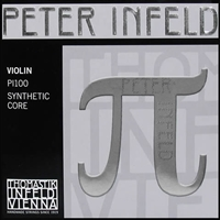 Peter Infeld PL100 Violin Strings by Thomastik Infeld Vienna