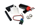 Aeromotive 340 Stealth In-tank E85 Fuel Pump w/ Offset Inlet, Inline Outlet