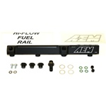 AEM High Volume Fuel Rail for the 1992-2001 Honda Prelude S, Si, and Si VTEC (F22/H22/H23)