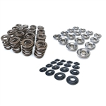 Skunk2 Racing Alpha Series Valve Spring and Titanium Retainer Kit 2000-2009 Honda F20C, F22C 2.0L/2.2L DOHC VTEC