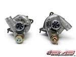AMS Performance K16 Billet Wheel Turbo Upgrade Kit 2000-2004 Porsche 996 Turbo