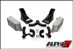 AMS Performance Alpha Intercooler System 2005-2012 Porsche 997 Turbo