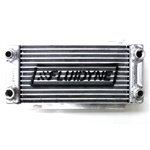 "Fluidyne Therm-Hx Oval Tube Engine Oil Cooler - Late Model 400 w/ (2) AN-12 & (2) 1/2"" FNPT"