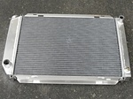 Fluidyne Direct Fit Aluminum Radiator 1979-1993 Ford Mustang Manual