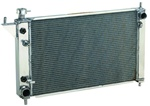 Fluidyne Direct Fit Aluminum Radiator 1994-1995 Ford Mustang Manual
