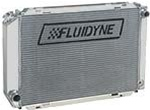Fluidyne Direct Fit Aluminum Radiator 1979-1993 Ford Mustang Automatic