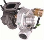 Garrett GT2052 Turbocharger w/ 50 trim Compressor wheel