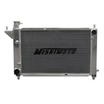 MISHIMOTO All-Aluminum Radiator for 1994-1995 Ford Mustang w/ Manual Transmission