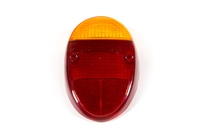 BEETLE 61-67 TAIL LIGHT LENS VW 111-945-241K