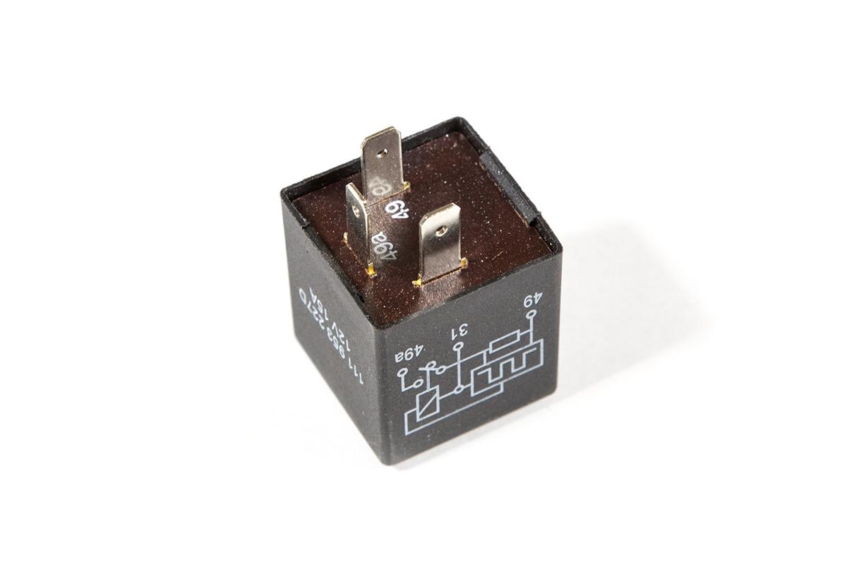 Indicator Relay 3 Pin 12v Vw 111 953 227