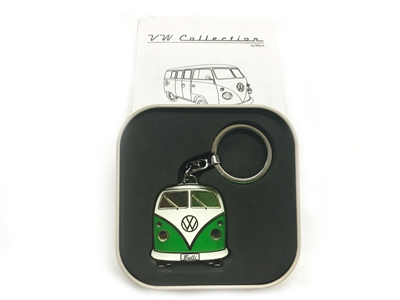 KEY RING-GREEN VW KHO3