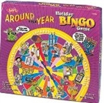 Around the Year Holiday Bingo Game