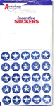 Large Blue Star Dazzlers - 50/pk