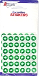 Tiny Green Star Dazzlers - 72/pk