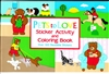 Pets to Love Sticker, Activity & Coloring Book