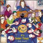 Andi Joseph: It's Seder Time! (CD)