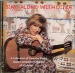 Sing Along With Ditza (CD)