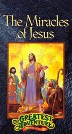 Miracles of Jesus (VHS)
