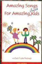 Judy Ginsburgh: Amazing Songs for Amazing Jewish Kids - Cassette