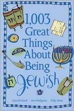 1,003 Great Things about Being Jewish (Bargain Book)