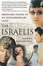 Israelis by Donna Rosenthal