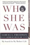 Who She Was:  (Bargain Book)