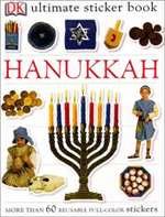 Hanukkah: Ultimate Sticker Book (PB)
