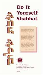 Do It Yourself Shabbat (PB)