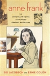 Anne Frank: The Anne Frank House Authorized Graphic Biography (PB)