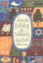 Jewish Holiday & Sabbath Journal (HB)